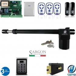 Full Kit Sargon M 230V LOCK PAD RIGHT