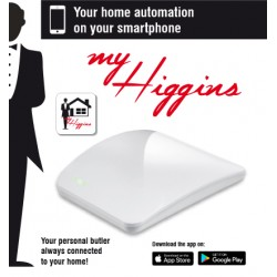 MY HIGGINS HOME AUTOMATION