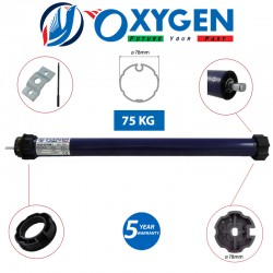 Tubular Motor 30Nm OGIVA 78mm