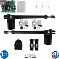 Full Kit Sargon M 230V keypad