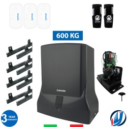 Perseus 230V 600Kg SPECIAL KIT ESSENTIALS