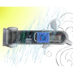 Rhea Centralina Sensore Vento, Sole, Pioggia